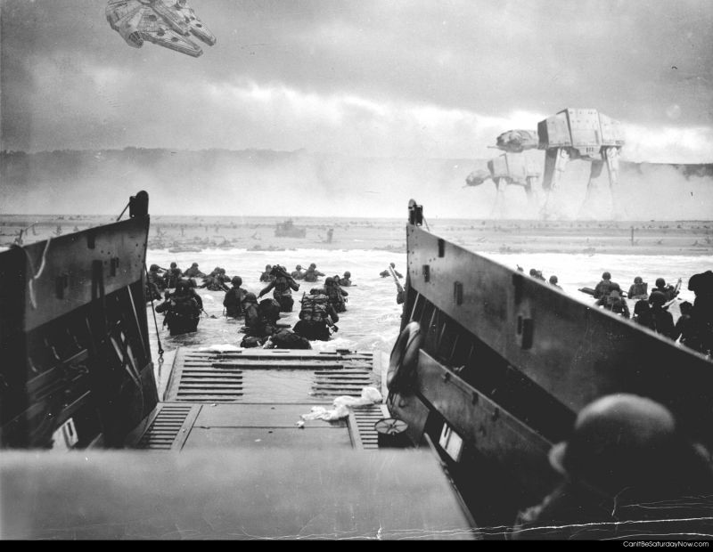 Normandy wars