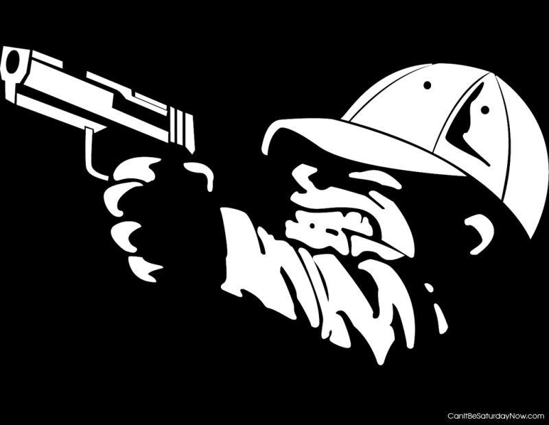 Gun kid