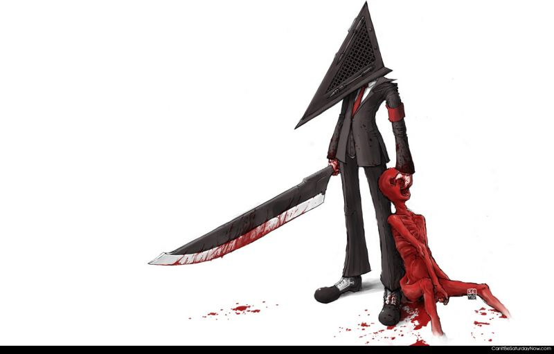 Pyramid head kills
