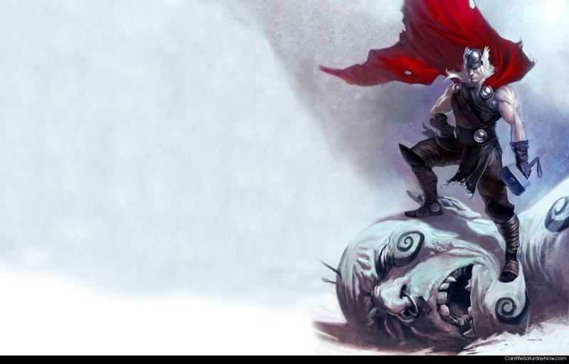 Thor kills
