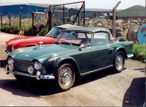Older cars
