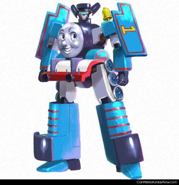 Transformer Thomas