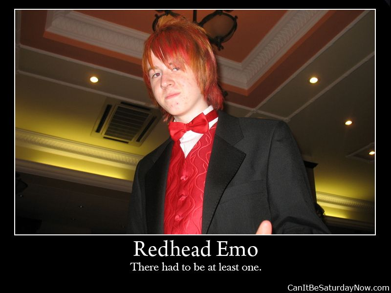 Red emo