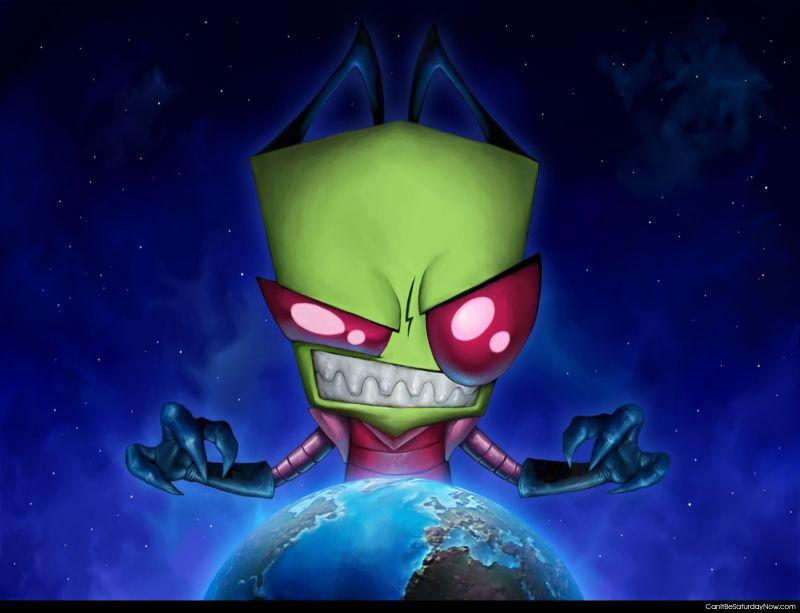 Zim earth
