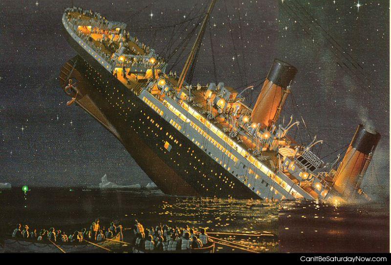 Epic fail boat