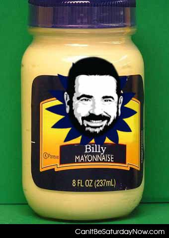 Billy Mayonnaise