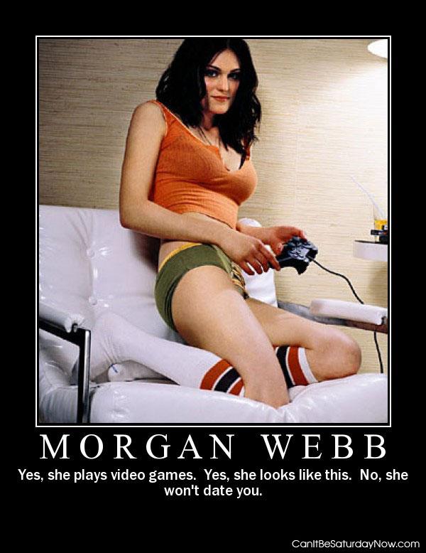 Morgan Webb Sex 33
