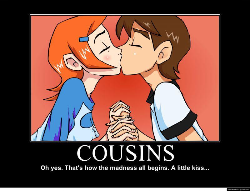 Cousins start