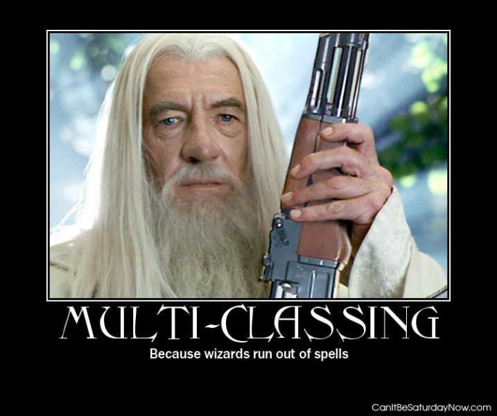 Multi Classing