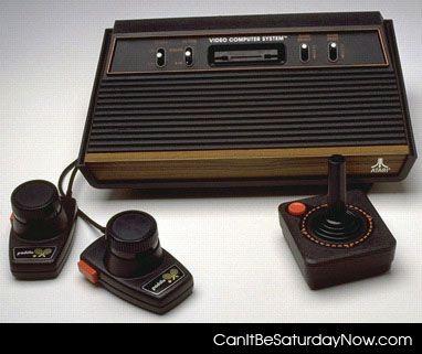 Atari system