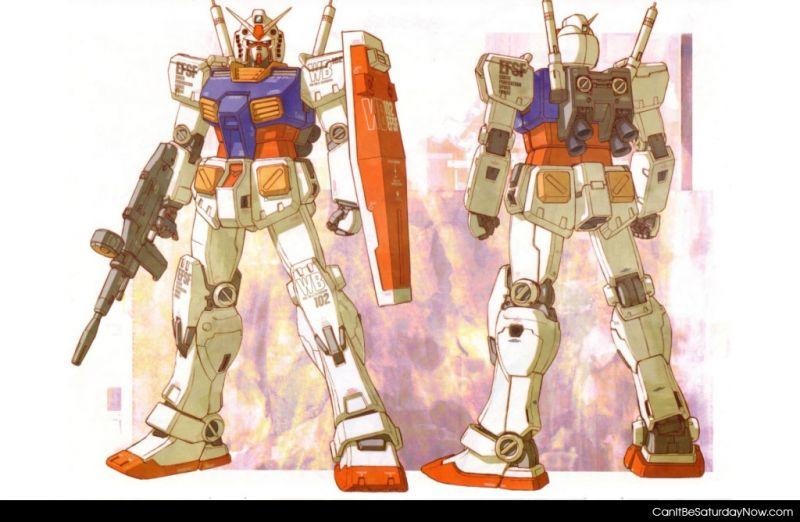 Gundam bot
