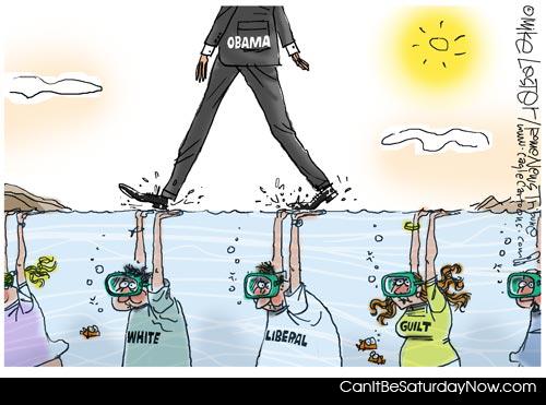 White Liberal Guilt