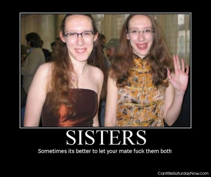 Ugly sisters