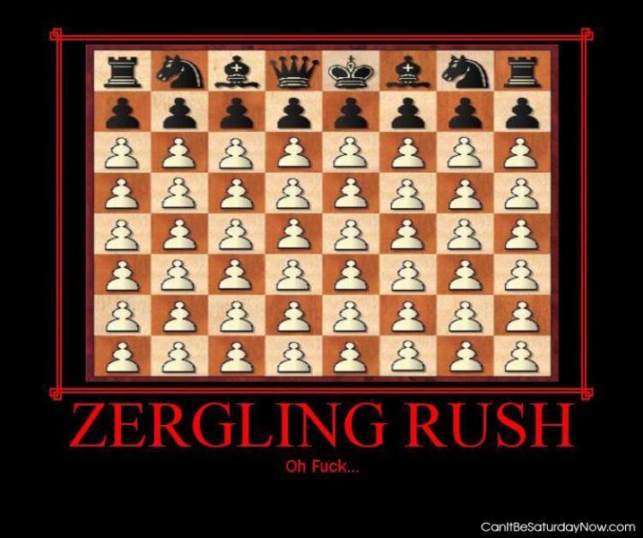 Zerg chess