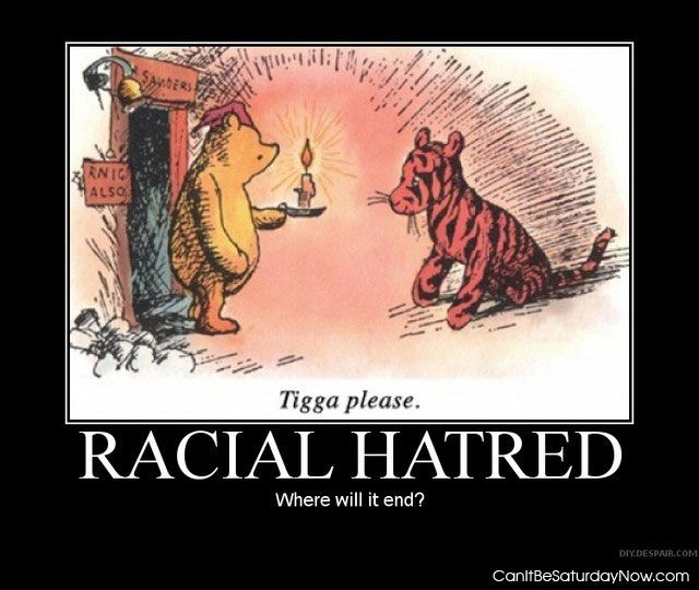 Racial Hatred