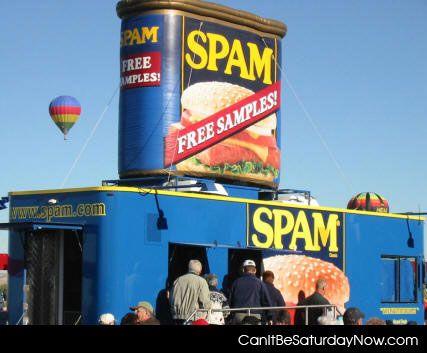 Free spam