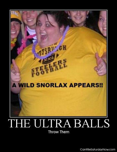 Ultra balls