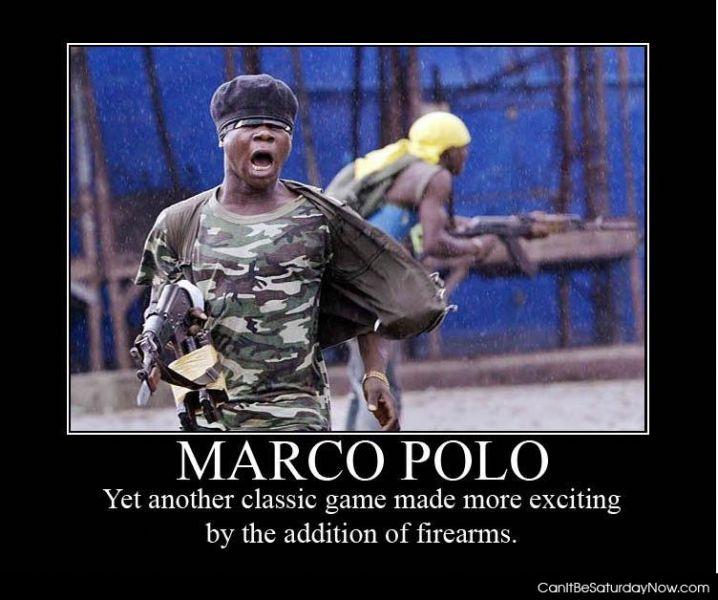 Marco polo guns