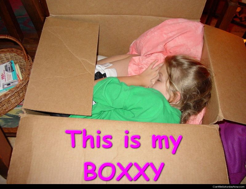 Young boxxy