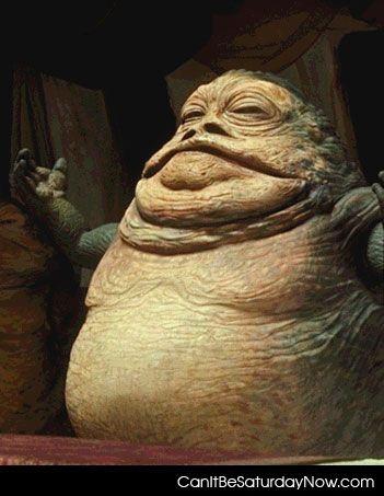Jabba wants