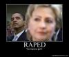 Raped