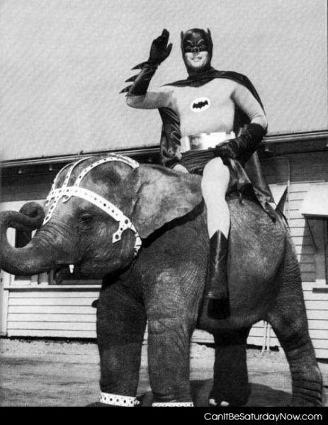 Batman circus
