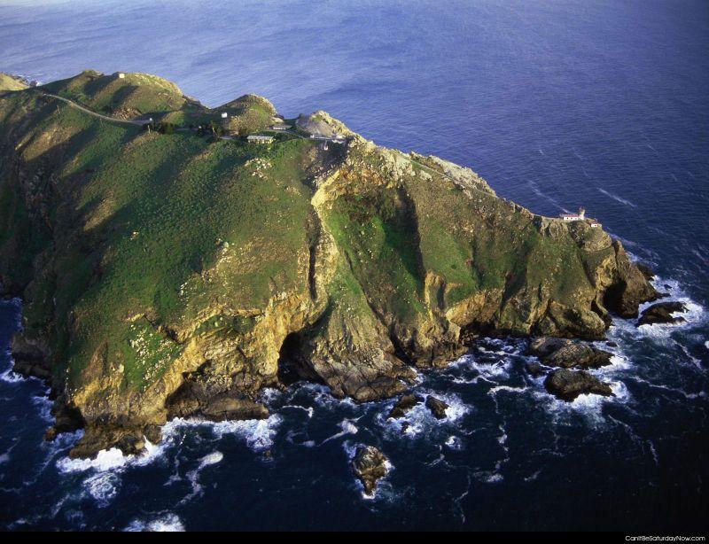 Sharp Island