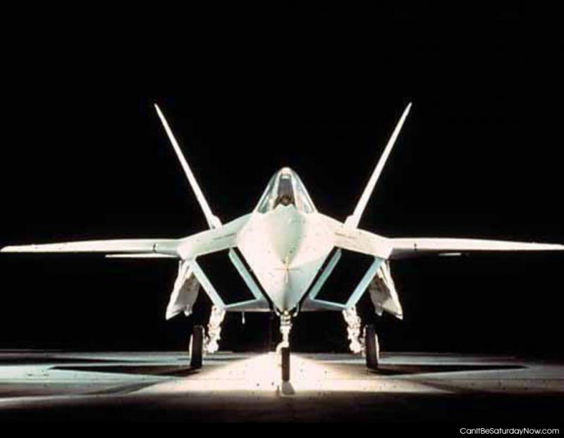 USAF F22