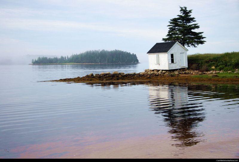 Shack lake