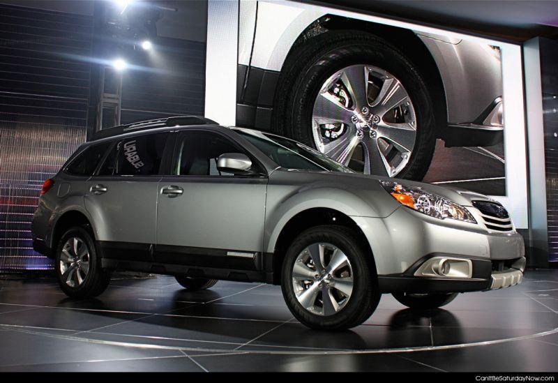 Subaru car show
