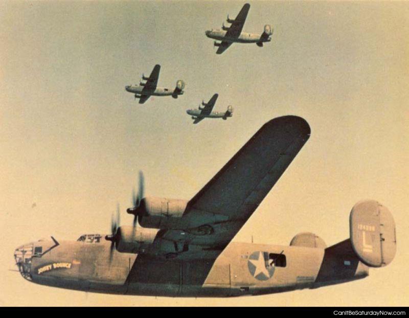 Old school bombers