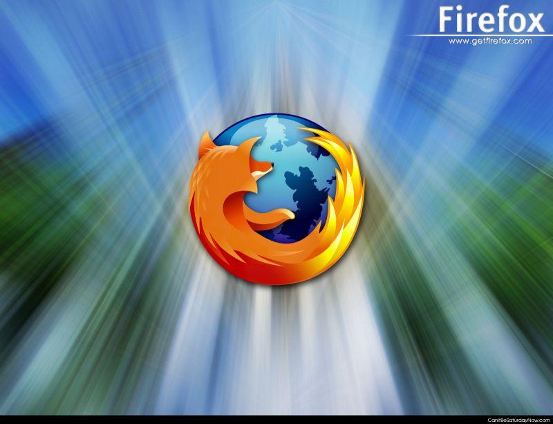 Firefox blur