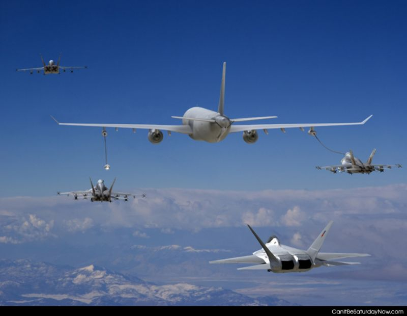 Air refuel