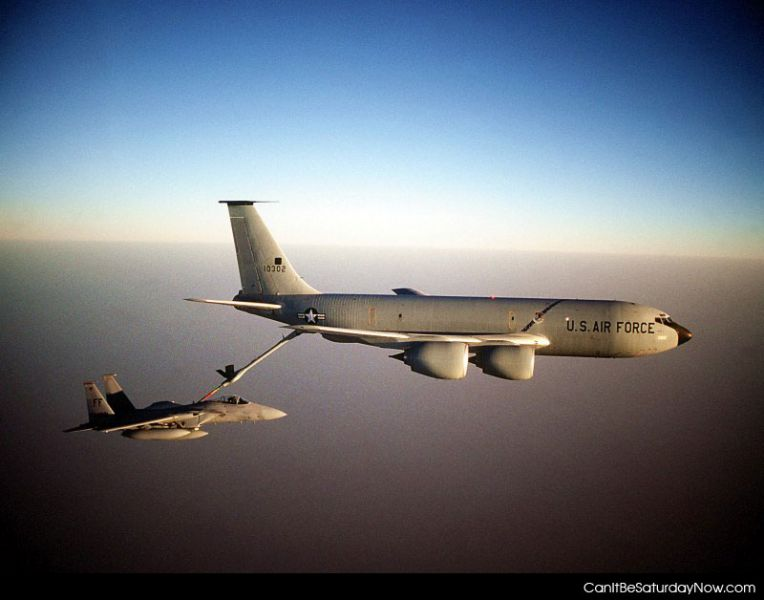 Air refuel one