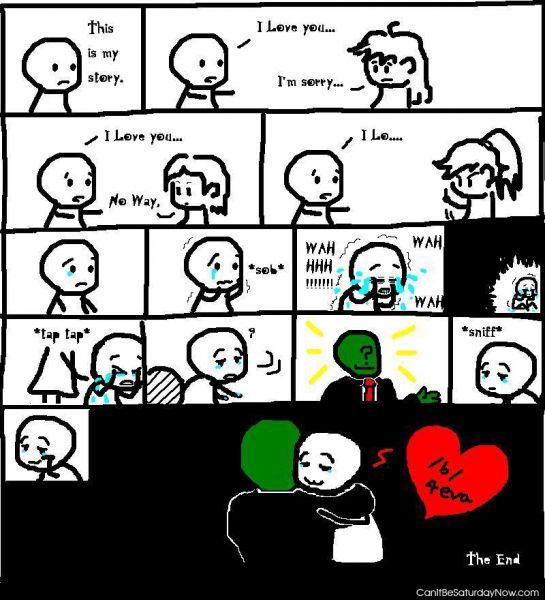 Loves b