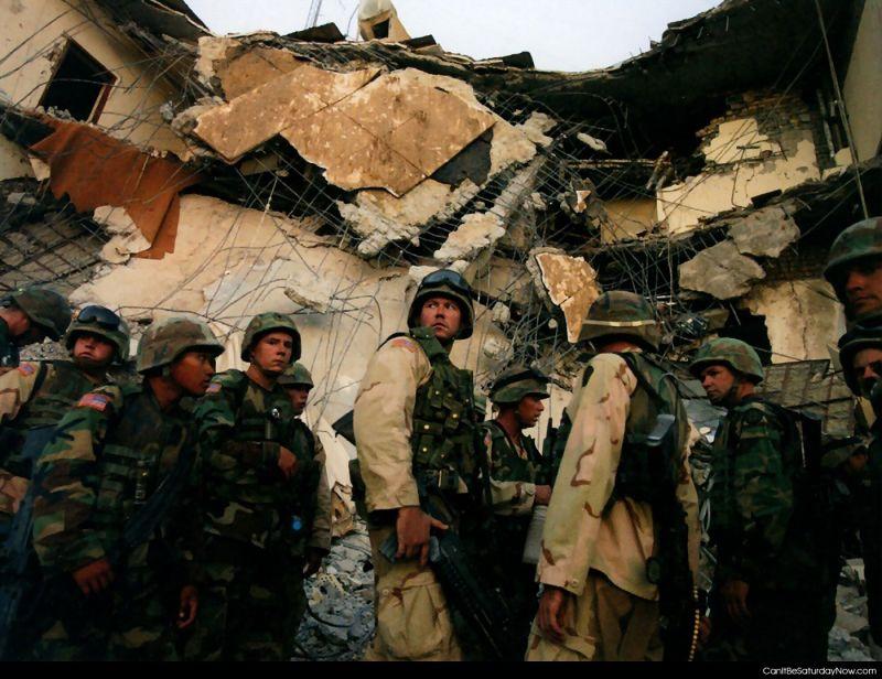 Iraq house