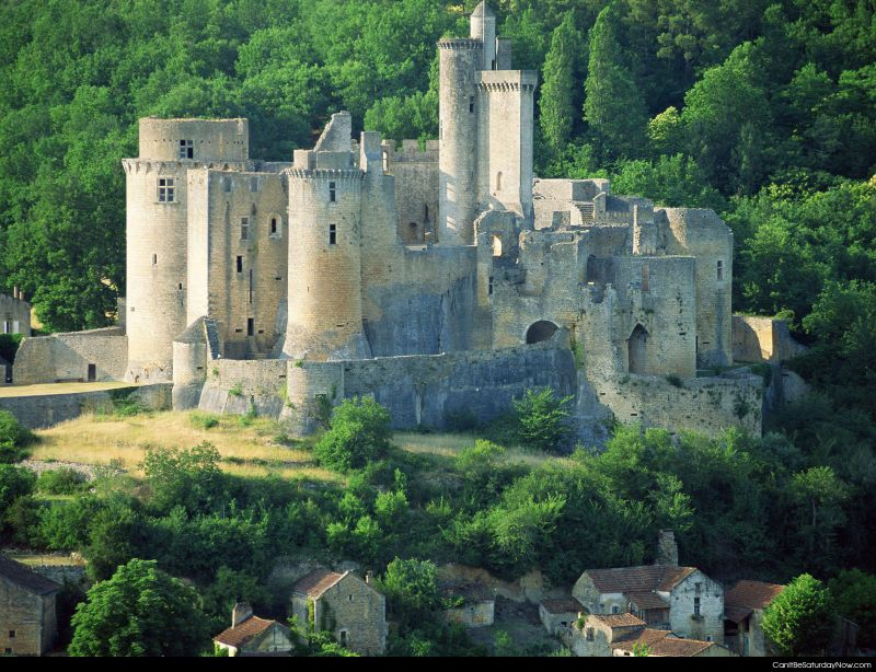 Rusty castle