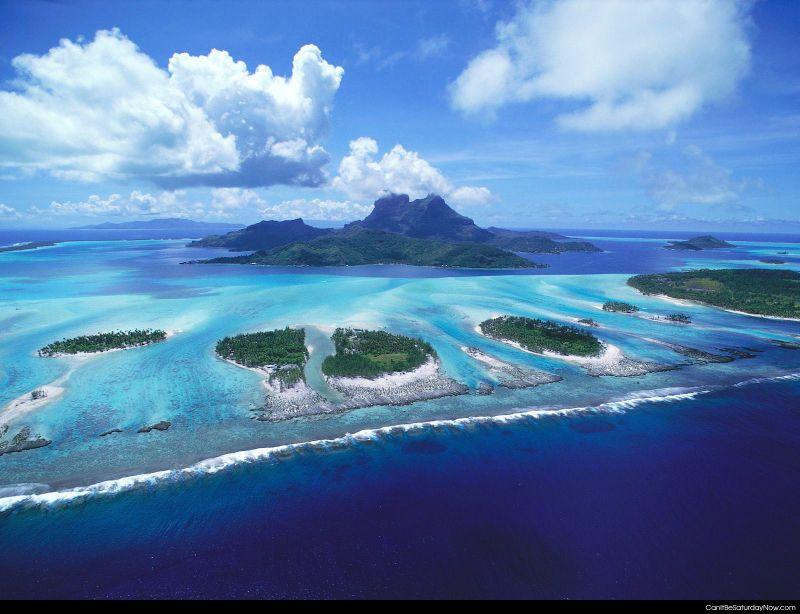 Prety islands