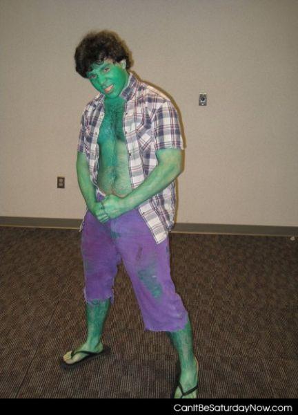 Hulk coplay