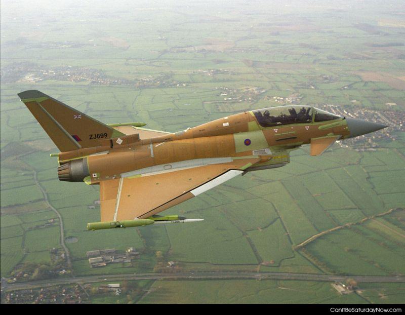 British jet