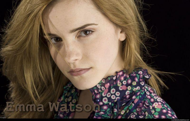 Emma watson face