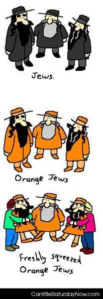 Jew kinds