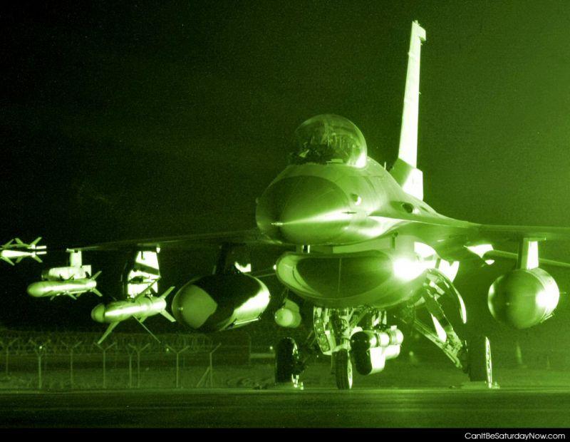 Night jet