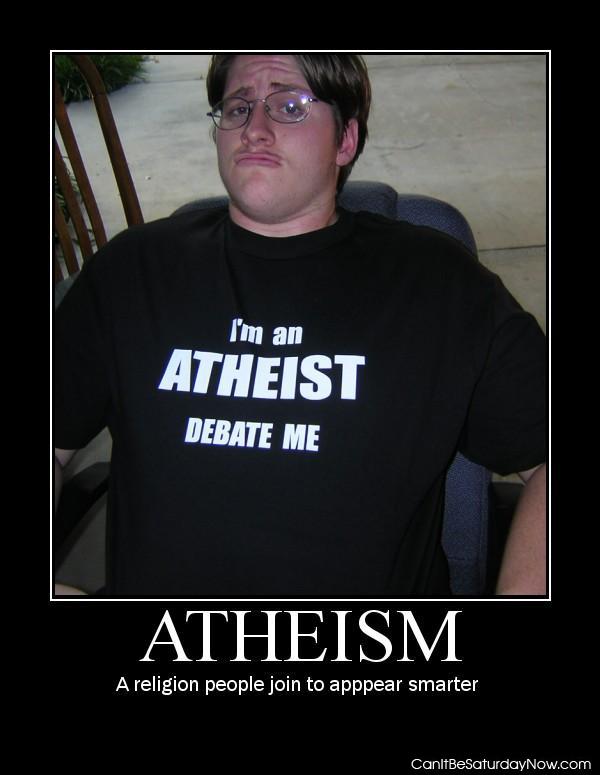 anti theistic atheist