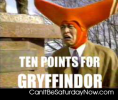 for gryffindor