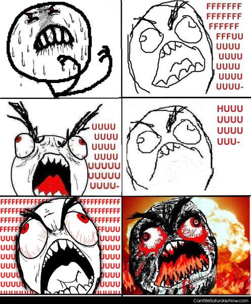 Rage rage