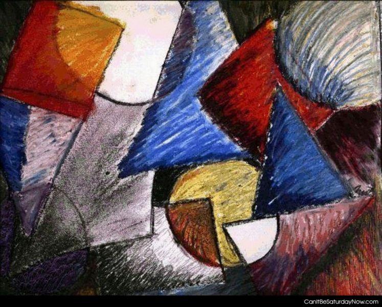 Absracrt art