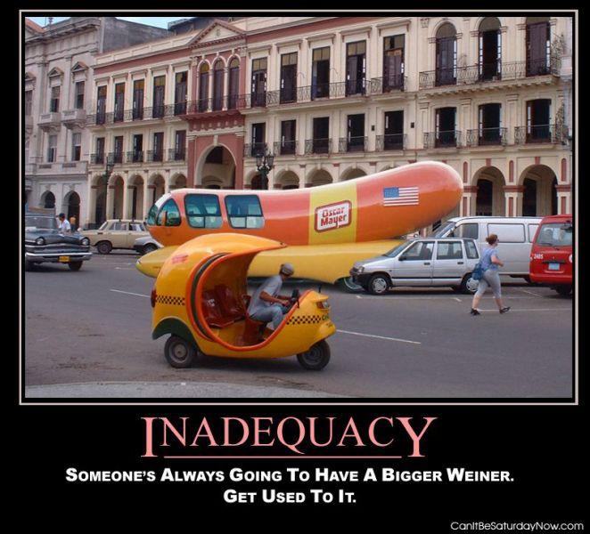 Inadequacy