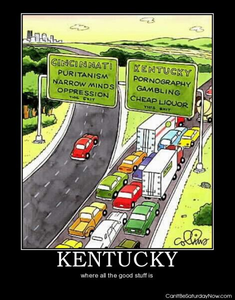 Kentucky good