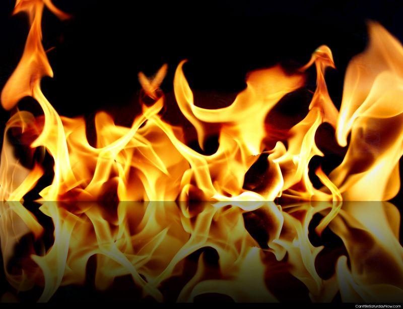 Mirror fire